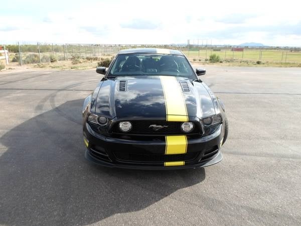 2014 Ford Hertz Penske Mustang GT, 1 of 150 made