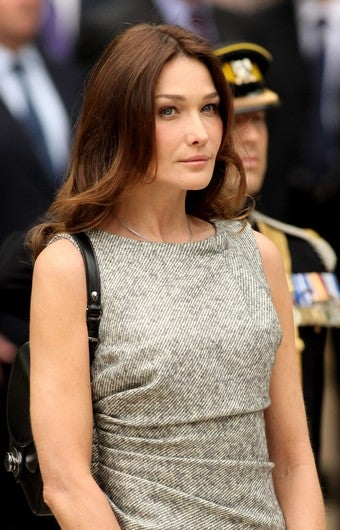 "Carla Bruni A ""Prostitute"" For Opposing Stoning"