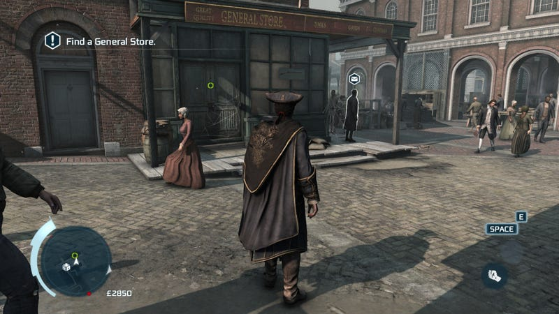 Here's Some Real Screenshots & Video From Assassin's Creed III on PC. Is it Worth the Wait?