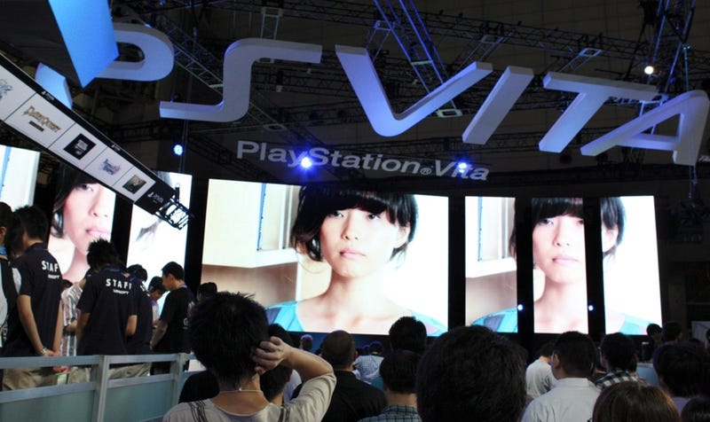 Sony Thinks It Will Sell Slightly Fewer PS Vitas and PSPs