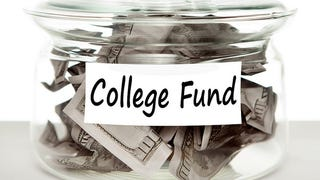 Aim to Save for a Third of Your Child's College to Spread Out Costs
