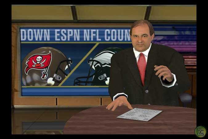 Media Approval Ratings: Chris Berman