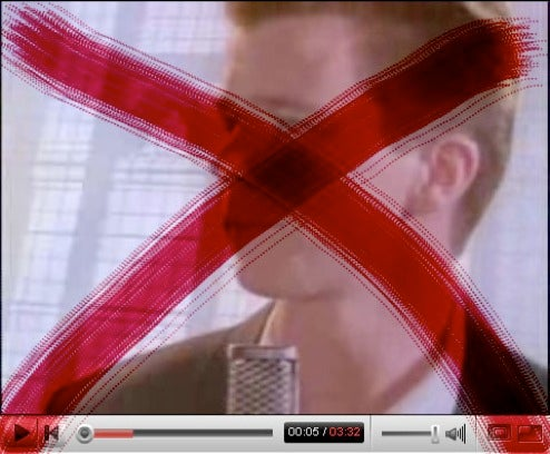 Rickrolling Is The Plague That's Killing The Internet
