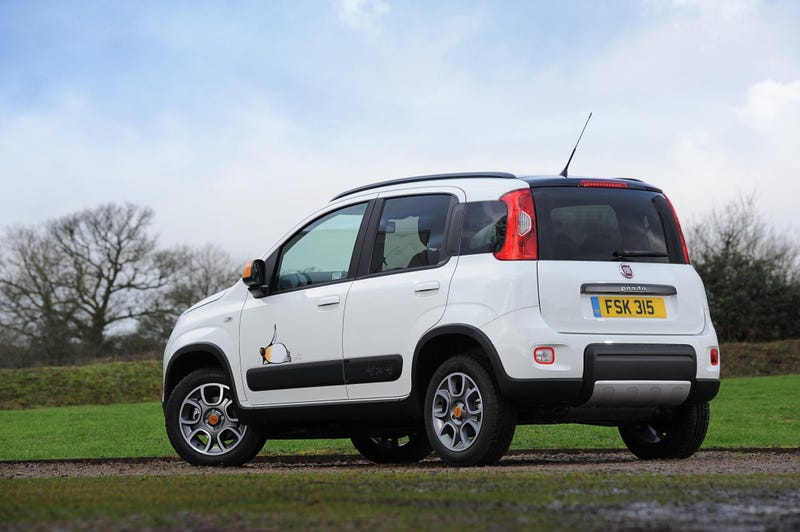 Why I Think The Fiat Panda 4X4 Is The Best Modern Small Car