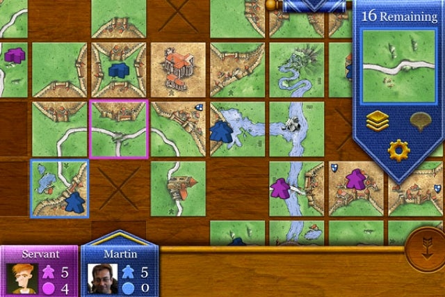 Carcassonne Gets Its First iPhone Expansions