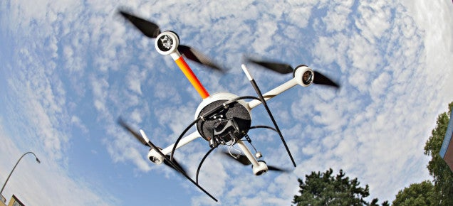 Clever Crook Uses Heat Vision Drone to Hunt Down Weed and Steal It