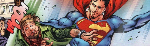 Will Darren Aronofsky direct Superman or Preacher?