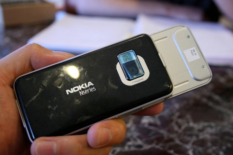 Hands On the Nokia N81 (Verdict: Really Loud Music Phone)