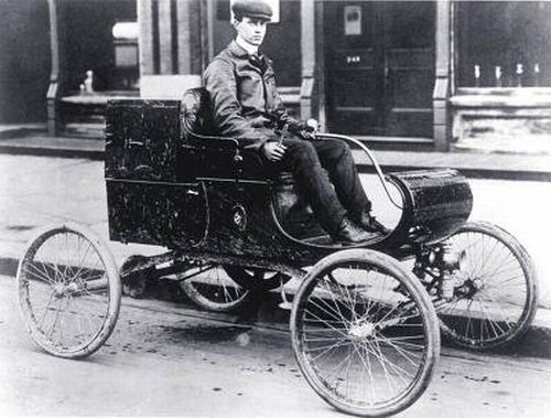 Henry Ford Did Not Invent The Assembly Line