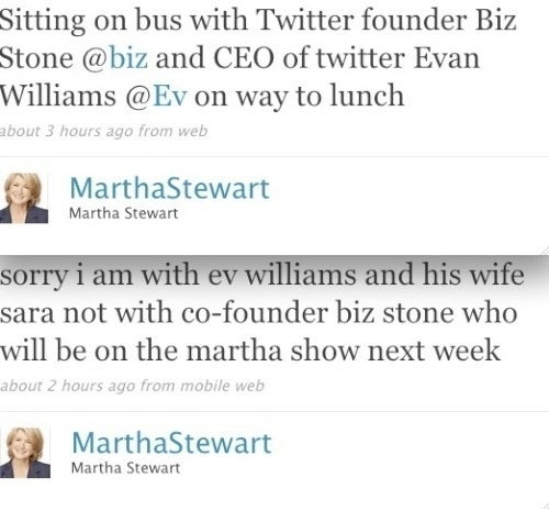 Martha Stewart's Twitter Inc. Sex Change