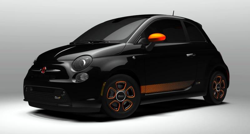 Fiat recalls 500e cars over half-shaft bolt issues