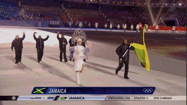 Jamaica Is Here, Everyone