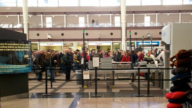 TSA Pre Open to All: Breeze Through Airport Security for $17 a Year