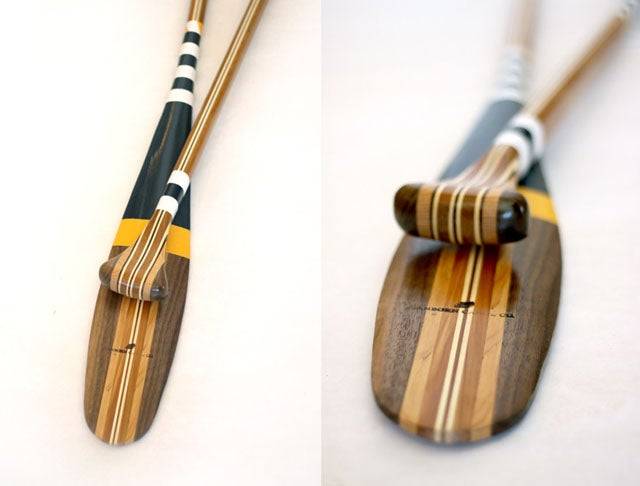 These Canoe Paddles Will Make Even Landlubbers Dream of the Sea