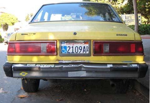 1978 Dodge Colt