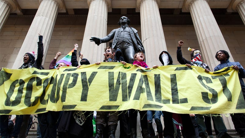 Hibernation is Over: A Spring Preview for Occupy Wall Street
