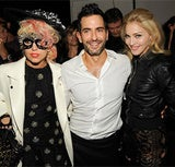 Marc Jacobs Disses Madonna; Rachel Uchitel Gets a Job
