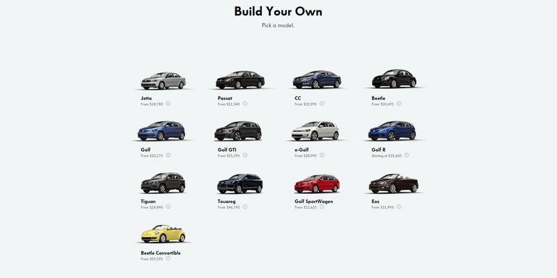 Volkswagen Wiped Diesels From Their U.S. Website