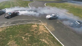 Drifting At The Greatest Place On Earth