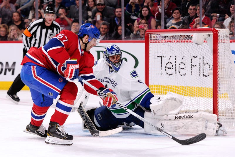 Max Pacioretty Misses Two Penalty Shots, Scores Hat Trick Anyway