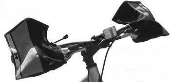 Drybike Weathershield: Cyclists will Glove These