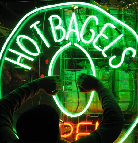 Hot Bagels Open
