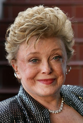 Golden Girl Rue McClanahan Suffers Stroke