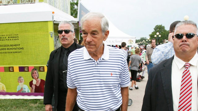 Supposedly 'Ignored' Ron Paul In Dead Heat With Barack Obama