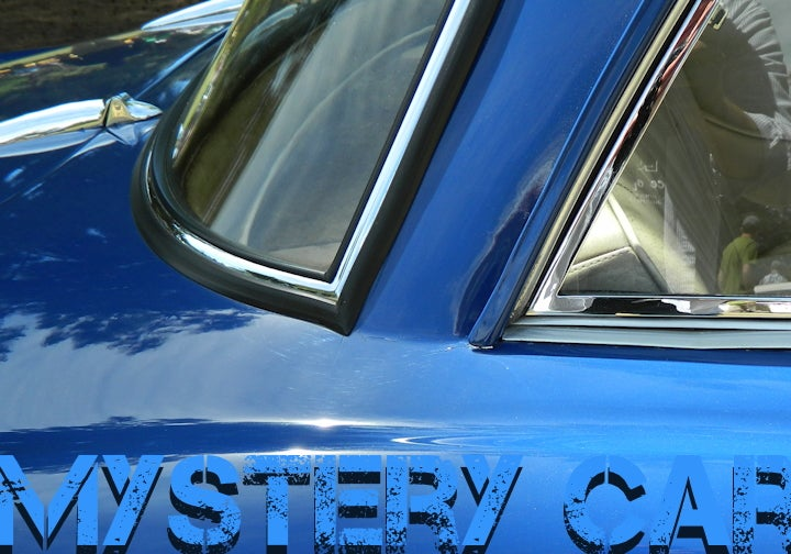 Get Your Weekly Mystery Car Fix