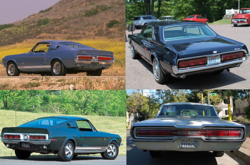 Happy 4th Of July! Here's Some Very Interesting Muscle Car Facts!