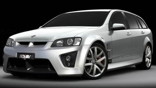 Holden HSV Tourer Announced, Will Haul Ass and Take Names
