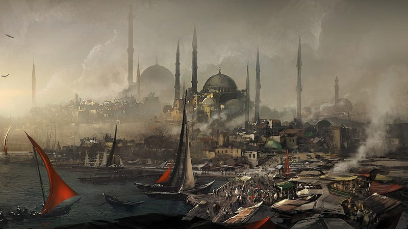 What I Thought I Knew About Assassin's Creed Revelations Was Partially Wrong