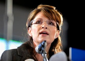 "Sarah Palin: Obama Will Create A Country ""Where The People Are Not Free"""