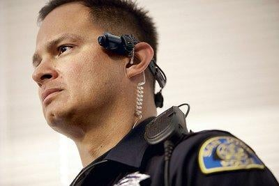 These Police Will Soon Be Required To Wear Head Mounted Cameras