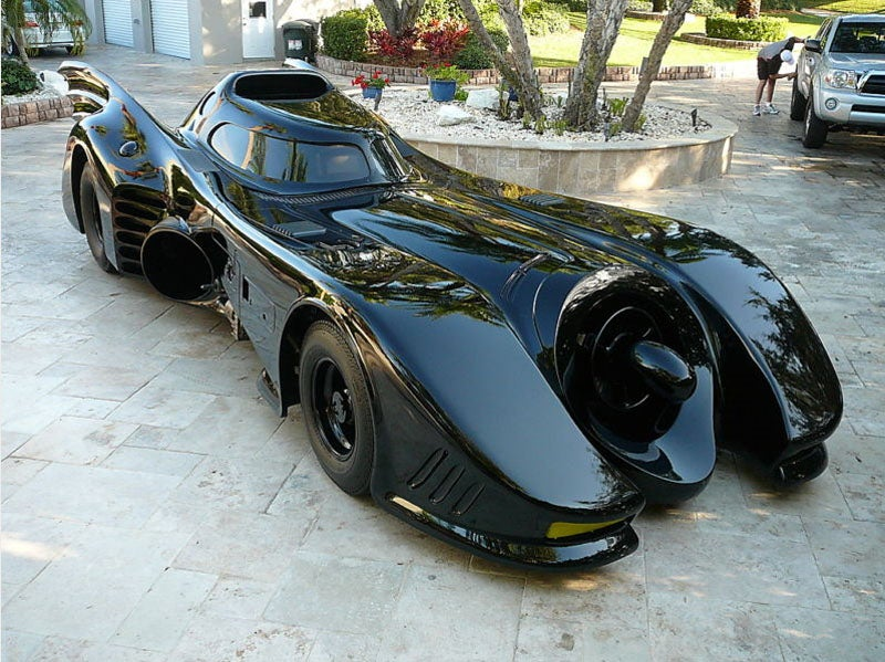 Here's Your Chance to Own the Real Batmobile