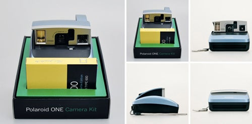 Polaroid 600 One Camera On Sale Via The Impossible Project