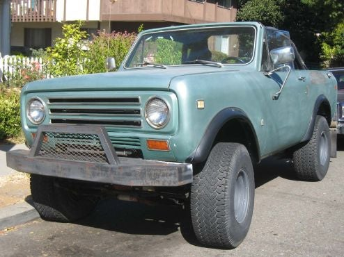 1972 International Harvester Scout II