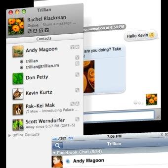 Trillian Alpha Brings Its Multi-Protocol IM to Macs
