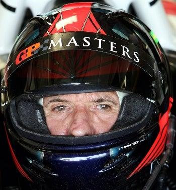 Emerson Fittipaldi to Test Ferrari A1GP Car