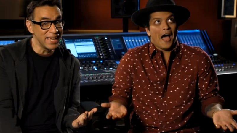 Bruno Mars Bringing His Fedora to SNL This Weekend