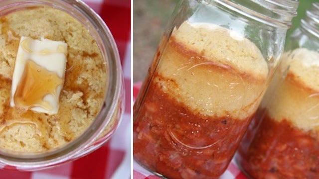 Pack Multi-Layered Meals in Mason Jars for a Grab-and-Go Lunch You Can Make in Advance