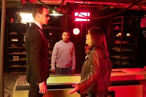Sarah Jane Adventures Vault of Secrets Promo Pics
