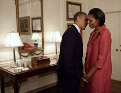 Sweet Nothings, From Barack To Michelle