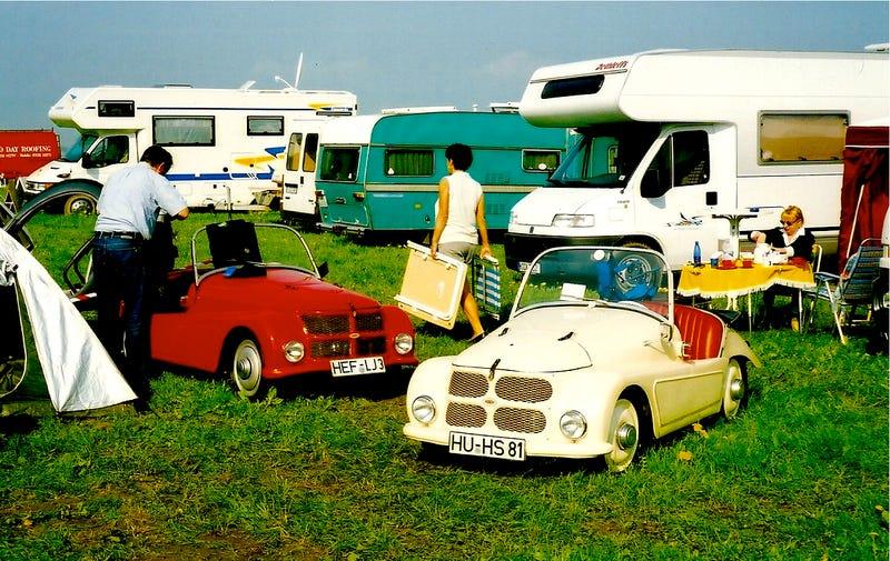 The Epic 2002 Störy Germany Microcar Meet
