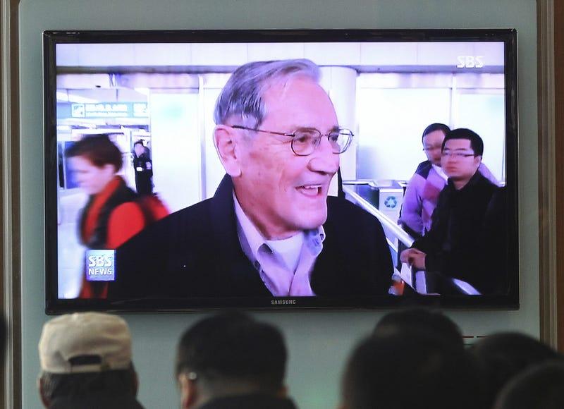 North Koreans Release 85-Year-Old Korean War Veteran