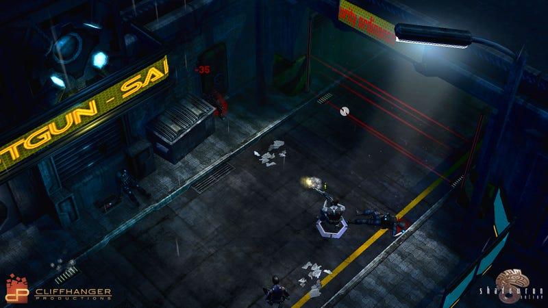 Three More Screenshots of the new Shadowrun Game