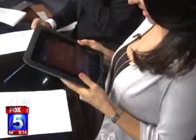 Local News Team Tricks Anchor Into Licking iPad