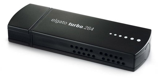 Elgato's Turbo 264 USB Stick Encodes H.264 for Your iPod, iPhone and Apple TV