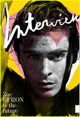 Interview Magazine Cover Sparks Existential Crisis