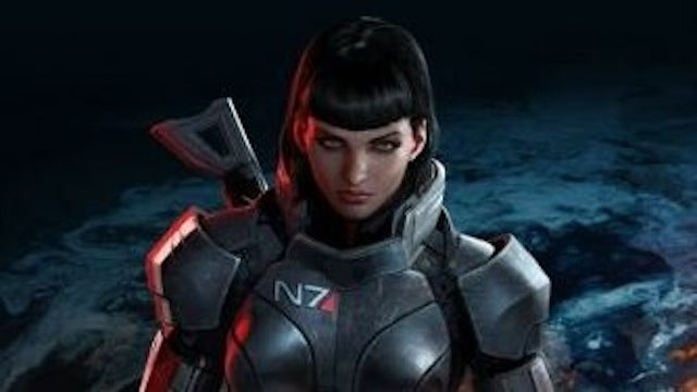 Commander Shepard has Finally Played a Mass Effect